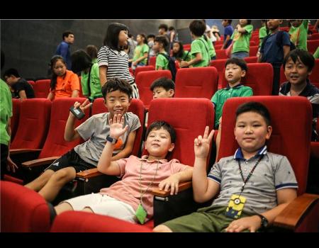 Programa infantil KIDS II