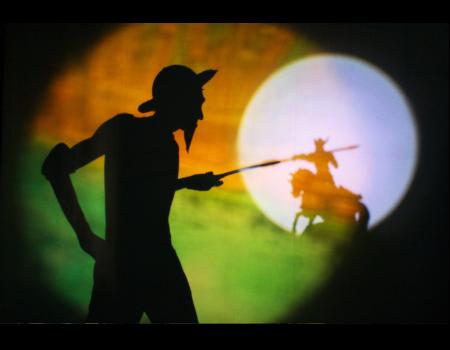 Mirada de Quijote