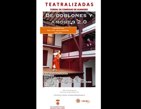 Visitas Teatralizadas Corral de Comedias - Miércoles y Jueves