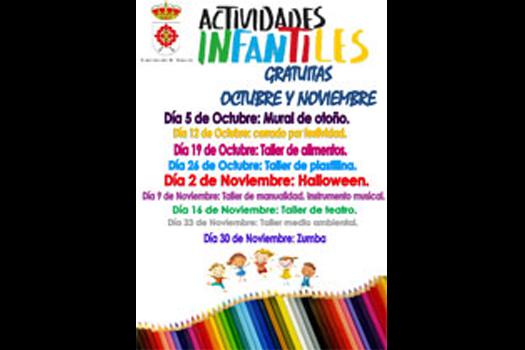 Actividad Infantil - Centro de Ocio - Taller de Teatro