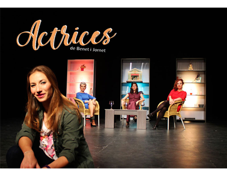 Actrices - XIX Festival Iberoamericano de Teatro Contemporáneo