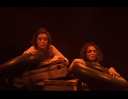 La mar de lejos - XIX Festival Iberoamericano de Teatro Contemporáneo