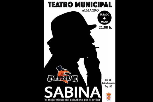 Concierto Tributo a Sabina