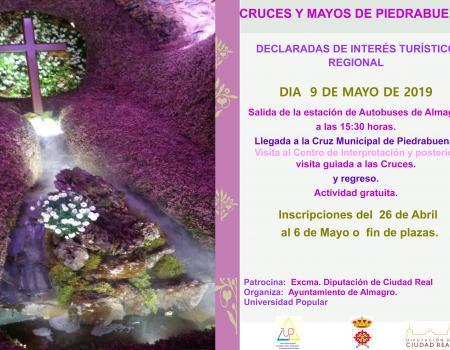 Excursión Cruces de Mayo en Piedrabuena