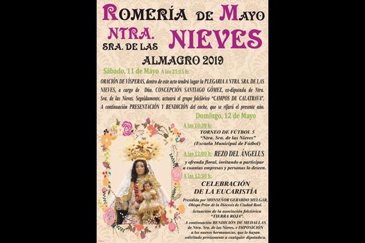 Romería de Mayo de la Virgen de las Nieves