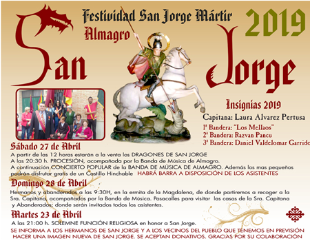 Festividad de San Jorge