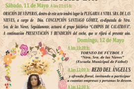 Almagro celebra su tradicional Romería de la Virgen de las Nieves