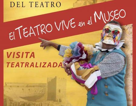Visitas Teatralizadas Museo Nacional del Teatro