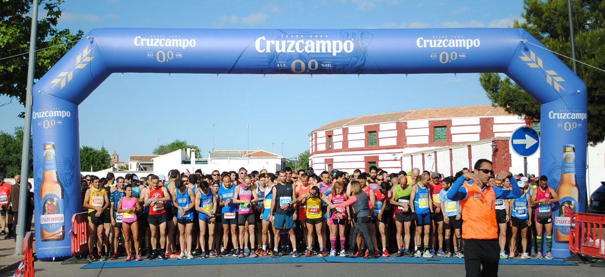 Las calles de Almagro se llenan de atletas