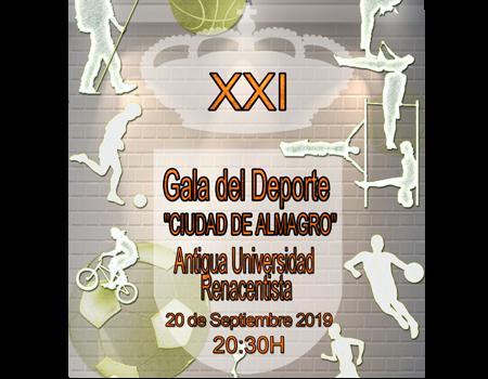XXI Gala del Deporte