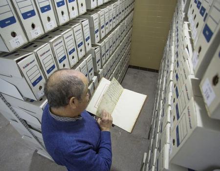 Descripción de Curiosidades del archivo