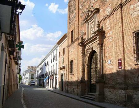 Descripción de Archivo Municipal. San Agustín.