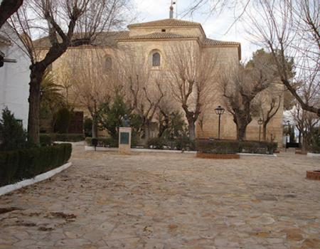 Descripción de Curiosidades del Archivo Municipal (Santuario Virgen Nieves)