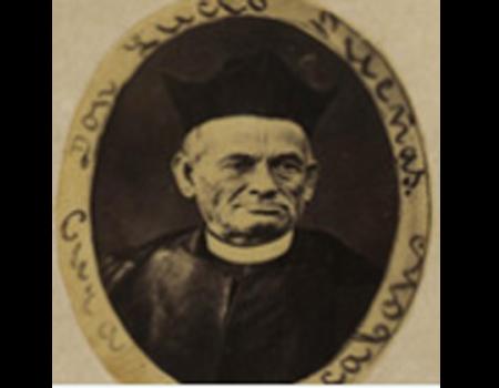 Descripción de Cosas olvidadas de Almagro. Detención del cura de Alcabón.