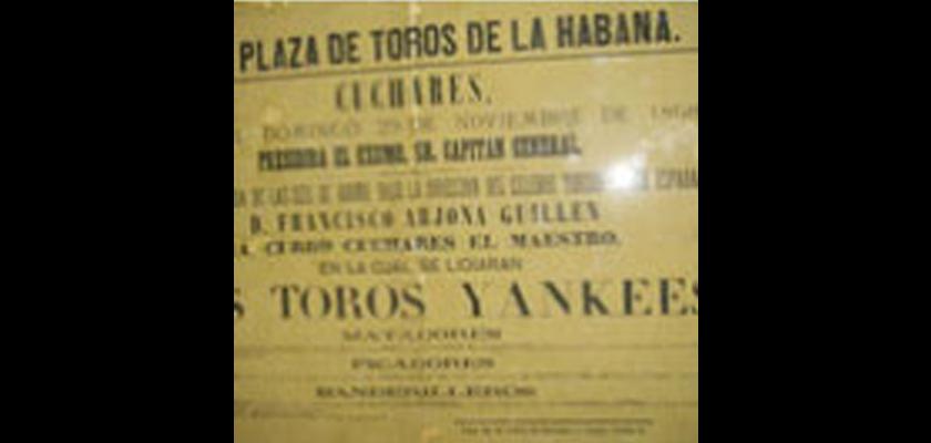 Descripción de Cosas olvidadas de Almagro. El picador Ramón Agujetas