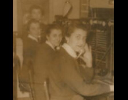 Descripción de Cosas olvidadas de Almagro. El teléfono.