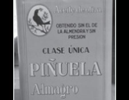 Descripción de Cosas olvidadas de Almagro. Almazaras de aceite