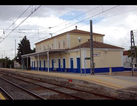 Descripción de Historia local (siglo XIX - llegada del ferrocarril)