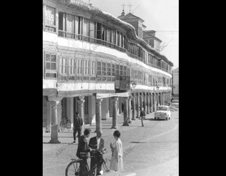 Descripción de Historia con Isidro Hidalgo (Plaza Mayor)