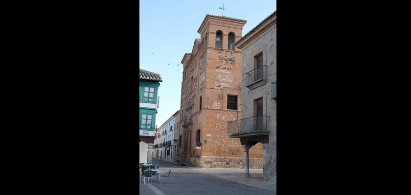 La Fundación del Convento del Santísimo Sacramento de la Orden de Agustinos Recoletos Descalzos de Almagro
