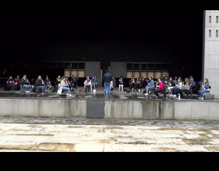La Banda de Música de Almagro reanuda su actividad tras más de un año de parón