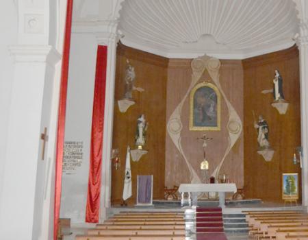 El alcalde reprueba el traslado de los cuadros del convento de La Encarnación