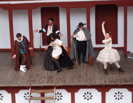 Corrales de Comedias Teatro viaja a Motril esta semana