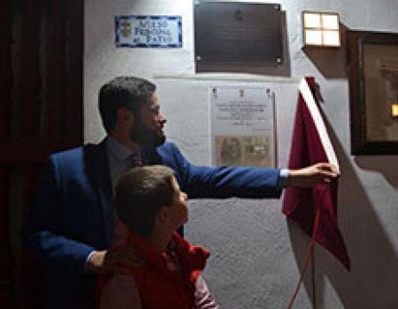 Almagro recuerda a una ilustre vecina del siglo XVII