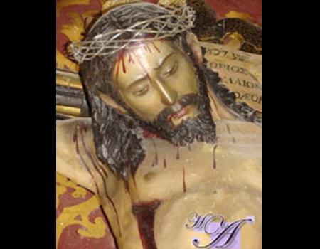 El Cristo de las Aguas del convento de la Asunción Calatrava
