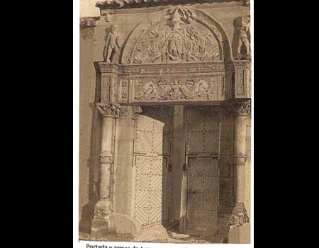 Las desaparecidas casas principales del mayorazgo del noble alemán Juan de Juren, factor de los banqueros Fúcares en el pradillo de las Franciscas