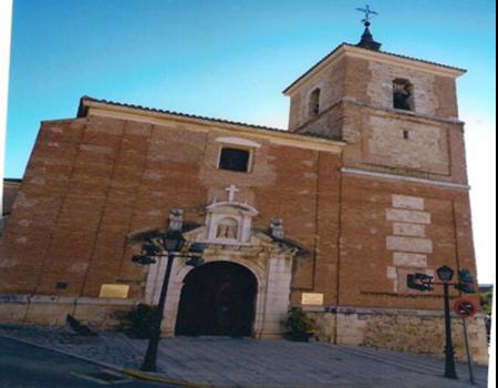 Homenaje en la villa madrileña de Tielmes a Julio César Scazuola, marido de la almagreña Elena Damiana de Juren Samano y Sotomayor