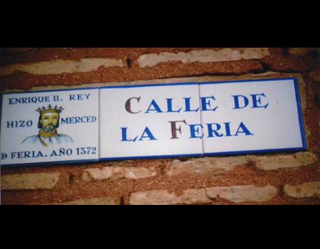 645 años de la concesión de la carta de privilegio del Rey Enrique II para celebrar Ferias en Almagro (1374 &#x2013 2019)