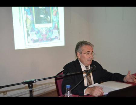 El Cronista Oficial de Almagro inaugura el curso de la Universidad Popular con una conferencia sobre Isabel Fúcares
