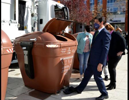 La planta RSU de Almagro recibe 1,9 millones para la mejora del tratamiento de biorresiduos de la provincia de Ciudad Real