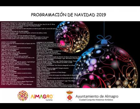 Semana de actividades navideñas en Almagro