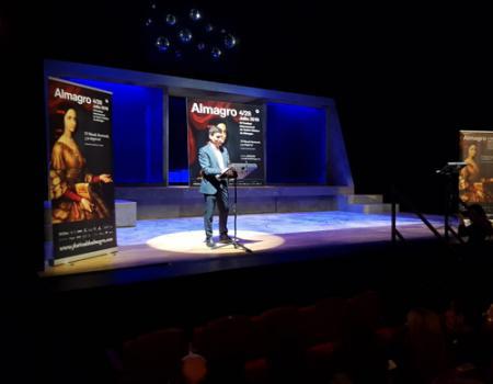 El alcalde invita a comprobar que Almagro es la &#x201Creserva natural del teatro clásico&#x201D y que es patrimonio de toda la humanidad