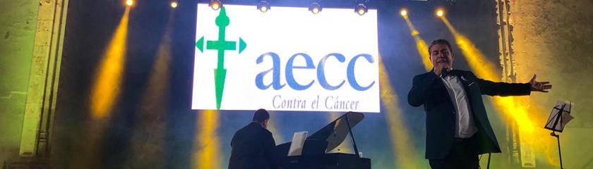 Clodo recauda casi 3000 euros para la asociación Contra el Cáncer
