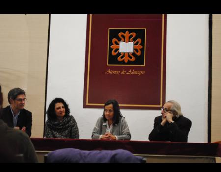 Las XV Jornadas Cervantinas del CELCIT en el Ateneo comenzaron con una charla sobre la herencia de Cervantes