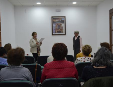Saturnino García comparte su pasión por la Literatura y la Poesía en Almagro