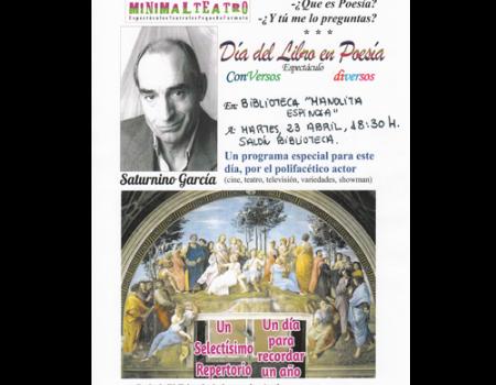 Almagro celebra el Día del Libro y de San Jorge Mártir