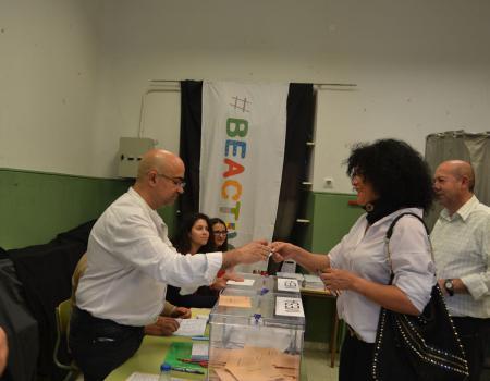 El Partido Socialista gana las Elecciones Generales en Almagro