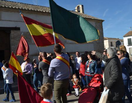 Almagro celebra San Jorge