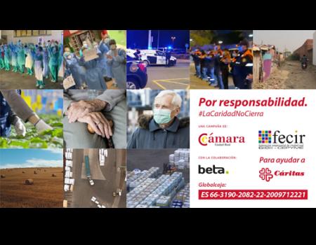 Los empresarios de la provincia de Ciudad Real ponen marcha una campaña solidaria para ayudar a los más débiles