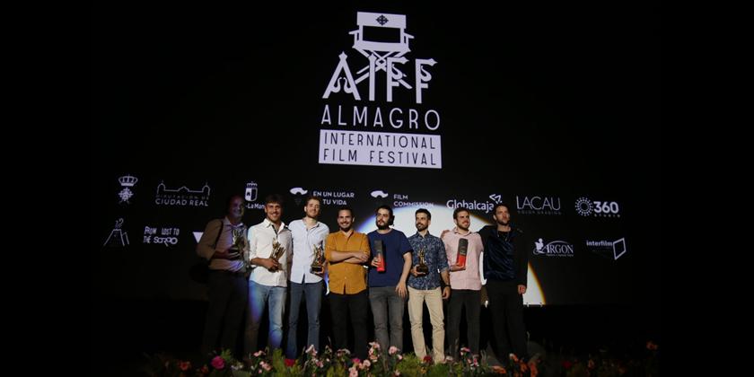 Culmina la segunda edición del AIFF con la entrega de premios a los ganadores