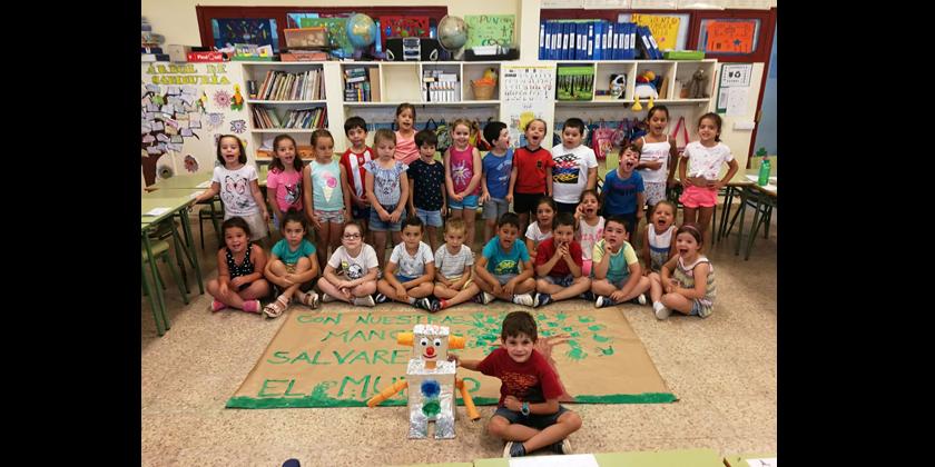 La Escuela de Verano finaliza hoy tras un mes y medio de diversión para los más pequeños
