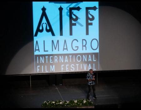 Agustín Durán repite en el Festival Internacional de Cine de Almagro en un evento con