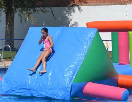 La Feria continúa con más actividades infantiles, vermú, baile…