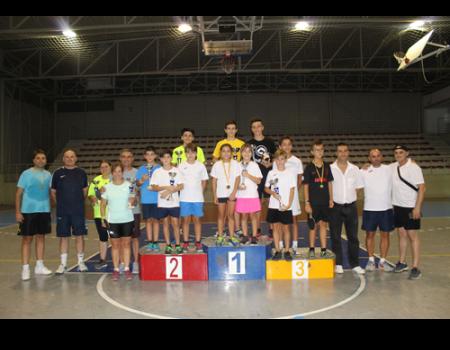 Finalizan las actividades deportivas organizadas con motivo de la Feria y Fiestas 2019