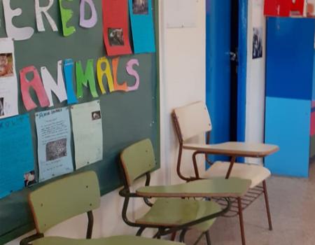 Los centros educativos tendrán el próximo curso escolar una guía de las medidas adoptadas frente a la COVID y sobre cómo actuar si se produce algún caso