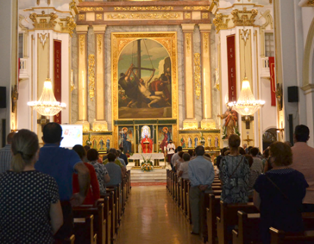 Un 24 de agosto atípico de celebración del patrón de Almagro